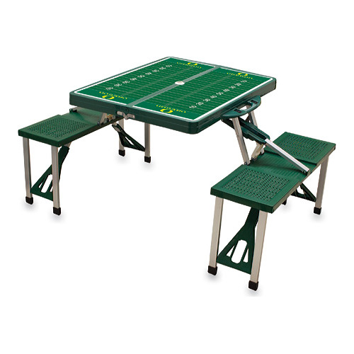 Picnic Time Folding Table Sport Oregon Ducks