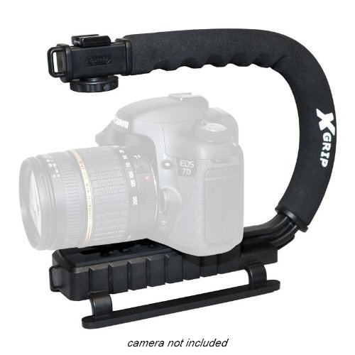 Sigma SD1 Vertical Shoe Mount Stabilizer Handle Pro Video Stabilizing Handle Grip for
