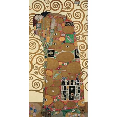 The Tree of Life III Poster Print by Gustav Klimt (24 x 48)