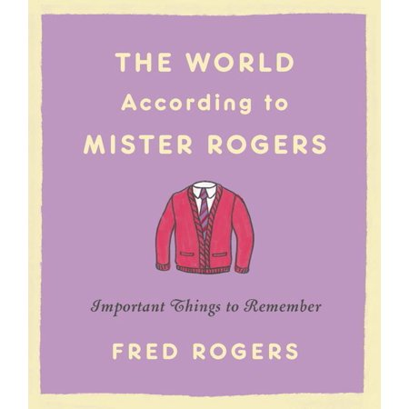 The World According to Mister Rogers : Important Things to - Mister Rogers Halloween