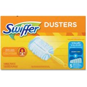Swiffer, PGC11804CT, Unscented Duster Kit, 6 / Kit, Blue,Yellow