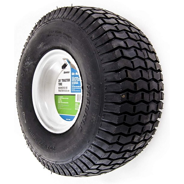 tractor tire inch arnold replacement tires 20x8 garden lawn mower turf amazon walmart