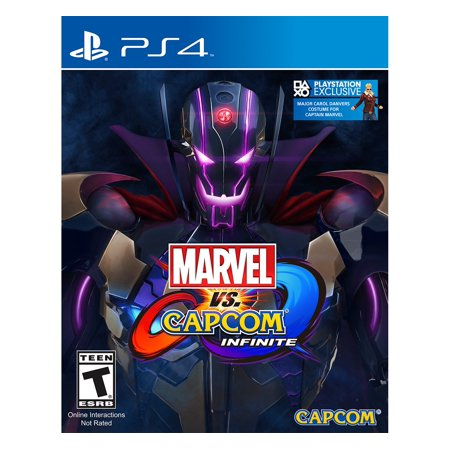 Marvel vs. Capcom: Infinite - Deluxe Edition for PlayStation 4