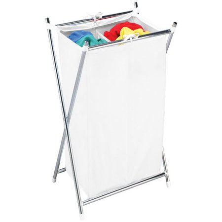 The Bag Stand Co Double Folding Laundry Sorter