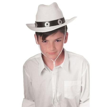 Kids White Cowboy Hat - Walmart.com 57aee7908c8