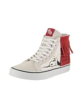4a3e4db29ca509 Vans Unisex Sk8-Hi Moc (Peanuts) Skate Shoe