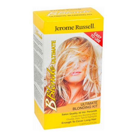 (6 Pack) JEROME RUSSELL B Blonde Ultimate Highlight Kit ()