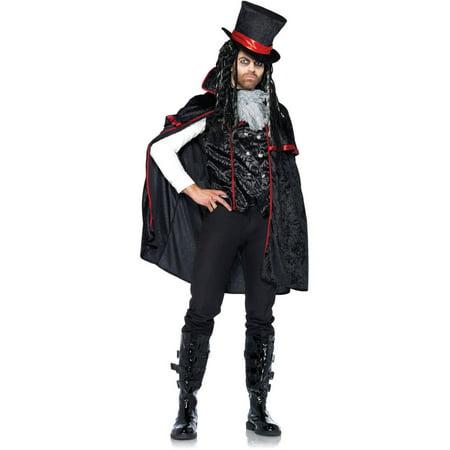 Leg Avenue Men's Classic Vampire Costume - Leg Avenue Vampire Costume