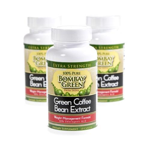 As Seen On Tv Bombay Blend Green Coffee Bean Walmart Com