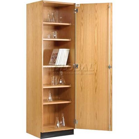 Diversified Woodcrafts Hinged Storage Cabinet