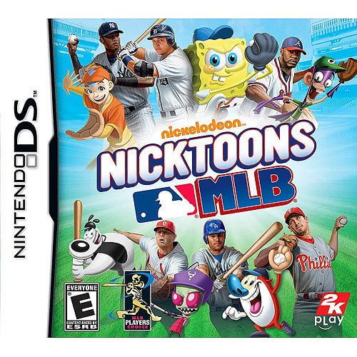 Take Two Ds Nicktoons Mlb Game