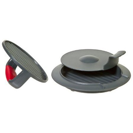 Prepworks by Perfect Burger Press, Set includes a removable dimple insert, a non-skid base andWalmartfort-grip pusher By Progressive