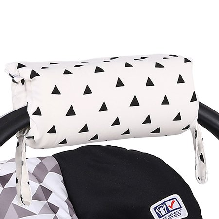 Peanut Shell Baby Carriers (Black Triangle Car Seat and Baby Carrier Cushion by The Peanut Shell)