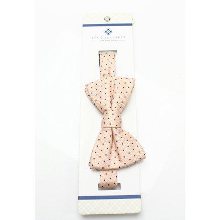 Neat Necktie (Ryan Seacrest Distinction Mens Whilshire Neat Silk Bow)