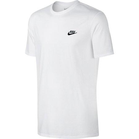 Nike Core Embroidered Futura Men's T-Shirt White/Black 827021-100