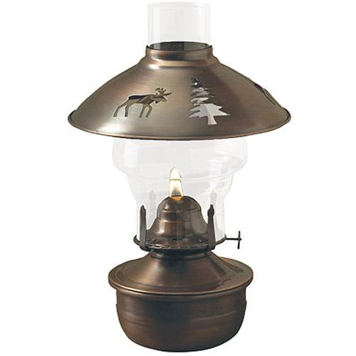 Lamplight® Brand Montana Oil Lamp - Bronze