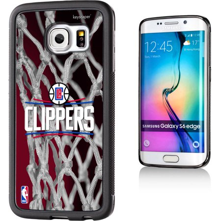 Los Angeles Clippers Net Design Samsung Galaxy S6 edge Bumper Case by Keyscaper by