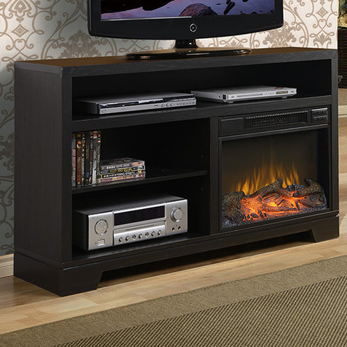 Homestar Flamelux Media Electric Fireplace Console