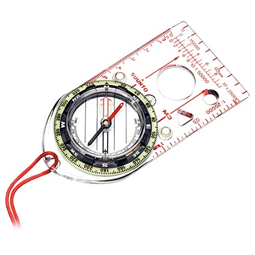 SUUNTO M-3 G Compass, One Size, Global Imperial( inch )
