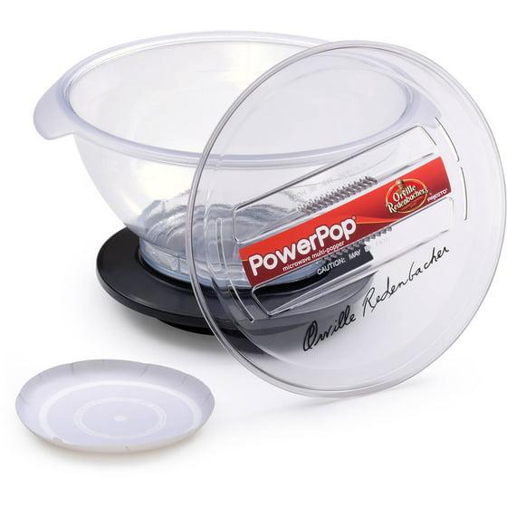 Orville Redenbachers Powerpop Microwave Multi Popper By Presto