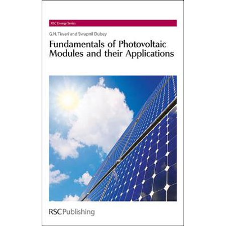 Fundamentals of Photovoltaic Modules and Their Applications : Rsc