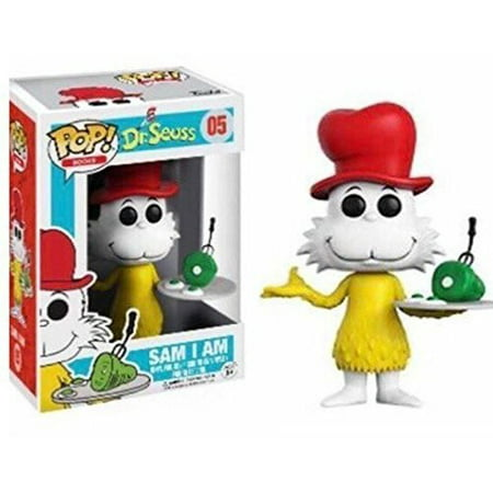 FUNKO POP! BOOKS: DR. SEUSS - SAM I AM