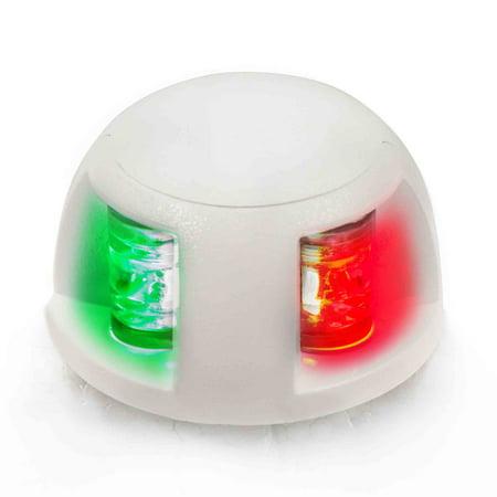 Five Oceans Bi-Color Bow LED Navigation Light