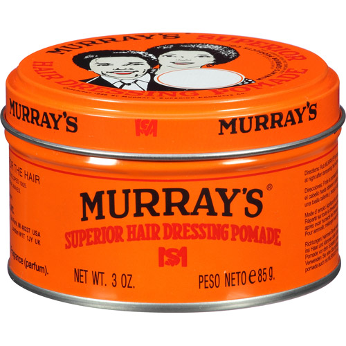 Murray's Superior Hair Dressing Pomade, 3 oz