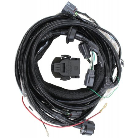 mopar 82210642ad 7 way round trailer tow wiring harness. Black Bedroom Furniture Sets. Home Design Ideas