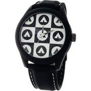 Airwalk Men's Logo Analog Watch, Stitche