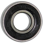 Wps 6001-2rs double sealed wheel bearing #6 001 12x28x8