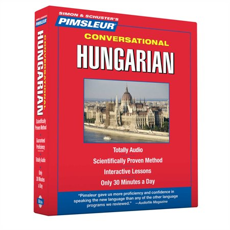 Hungary Postage (Pimsleur Hungarian Conversational Course - Level 1 Lessons 1-16 CD : Learn to Speak and Understand Hungarian with Pimsleur Language Programs )