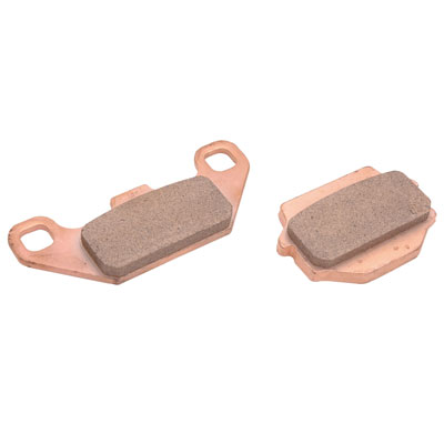 2011 2012 Can-Am Outlander Max XT 500 Front and Rear Brake Pads Severe Duty