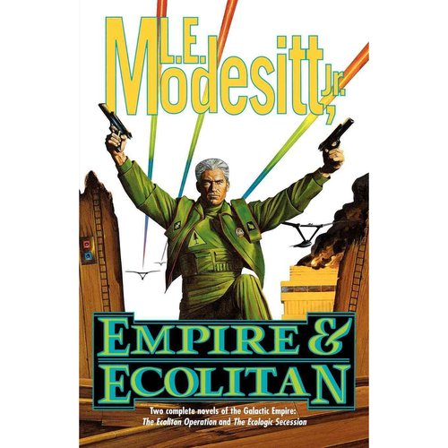 "Empire & Ecolitan: Two Complete Novels of the Galactic Empire: 'The Ecolitan Operation' and ""The Ecologic Sucession'"