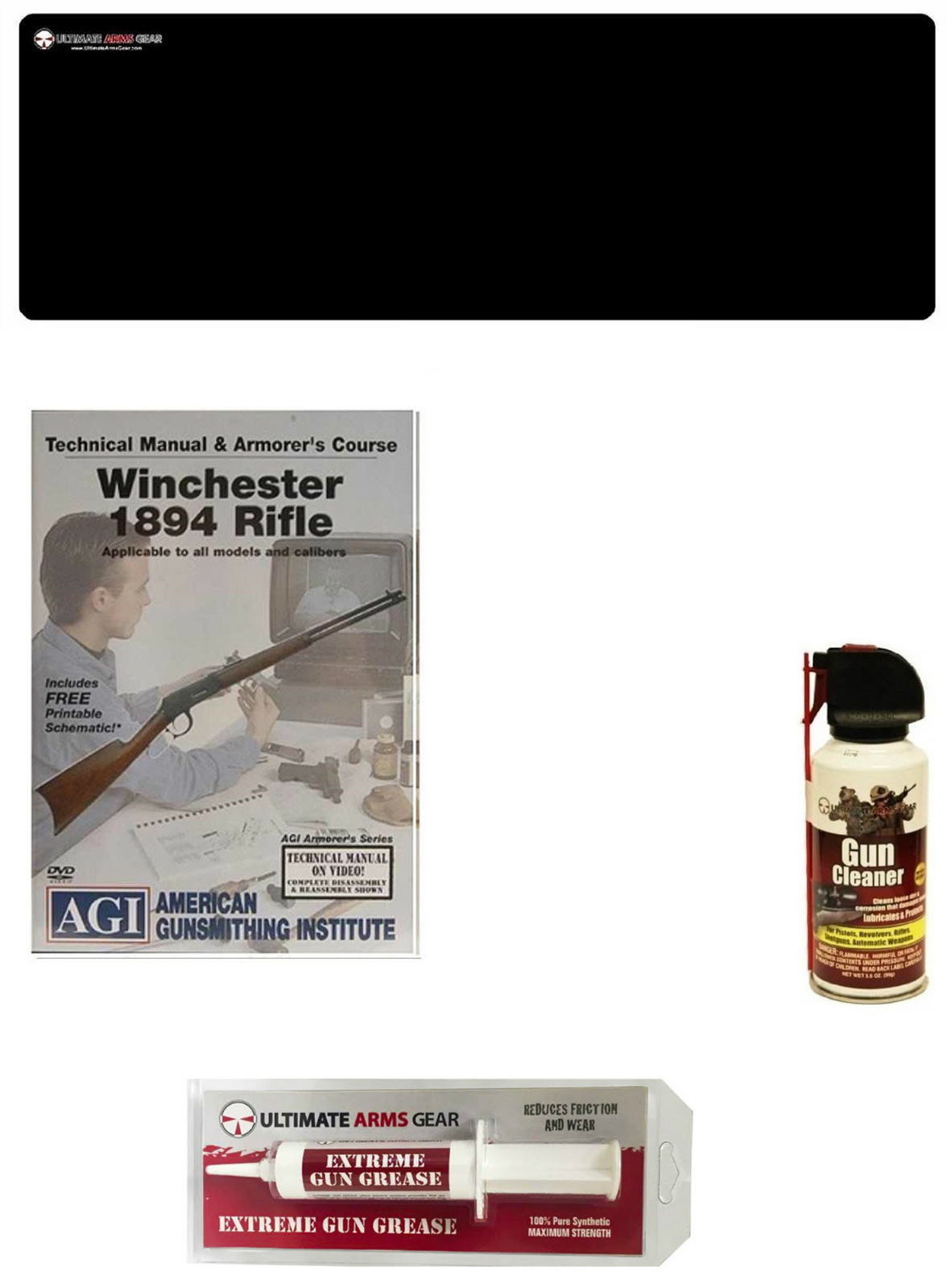 Substitute For Gun Cleaner