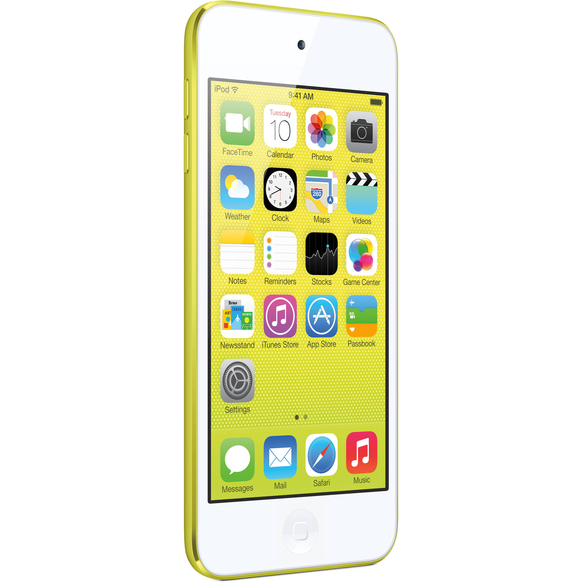Apple iPod Touch 64GB Yellow (5th Generation) (Discontinu...