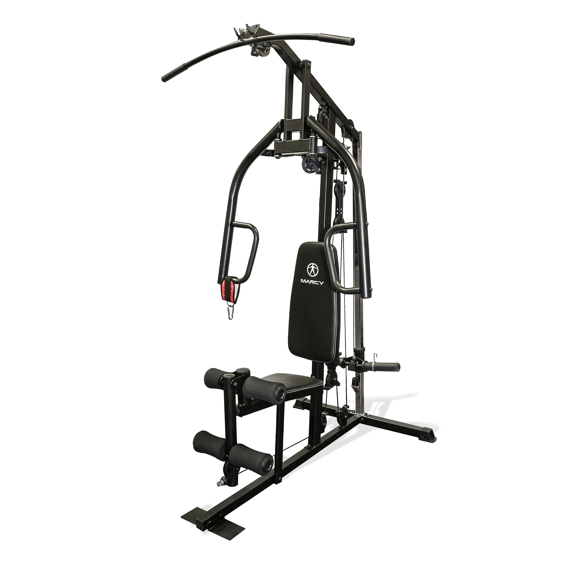 Marcy Free Weight Strength Training Home Exercise Workout Gym Machine Equipment by Marcy Fitness