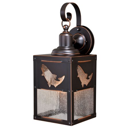 Vaxcel Missoula Outdoor Wall Mount Wall Light Missoula 1 Light
