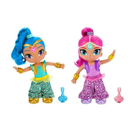 Skimmer 2 Slip - Shimmer and Shine Genie Dance 2-Pack