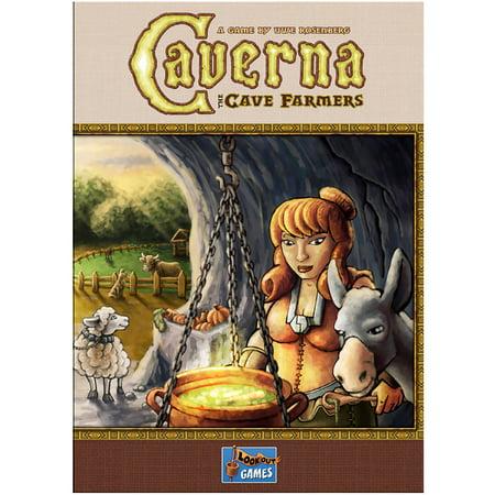 Caverna: The Cave Farmers ()