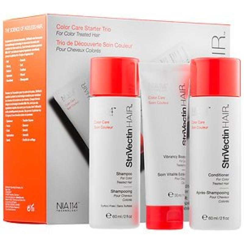 STRIVECTIN HAIR COLOR CARE STARTER TRIO