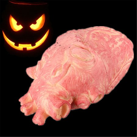 Halloween Horror Props Lifesize Blood Heart Haunted House Party Scary Decoration - Halloween Decorations Too Scary