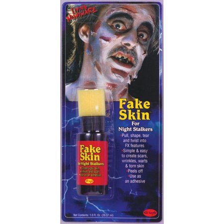 Morris Costumes Latex Liquid Fake Skin Halloween Makeup Accessory, Style, FW9504](Halloween Font Styles)