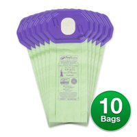 """Genuine Vacuum Bag for ProTeam 107377 / Upright Intercept Bag (Single Pack) Genuine Vacuum Bag"""