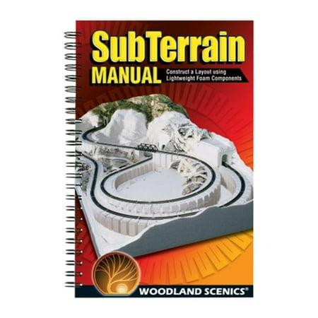 - Woodland Scenics WS 1402 Subterrain How-To Book