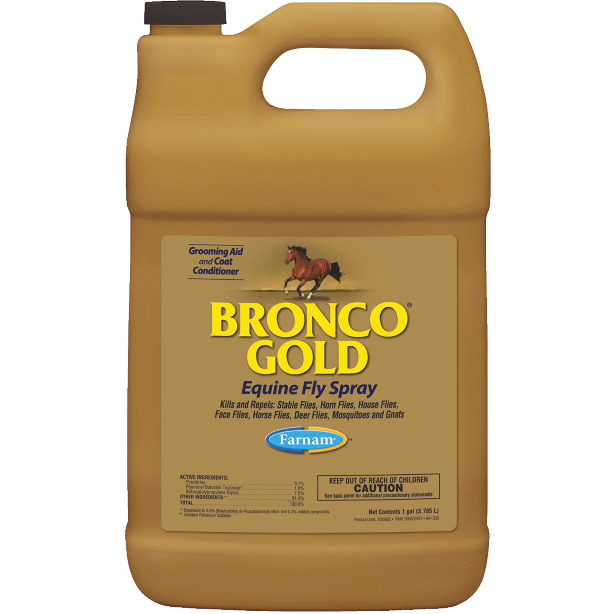 Farnam Bronco Gold Equine Fly Spray