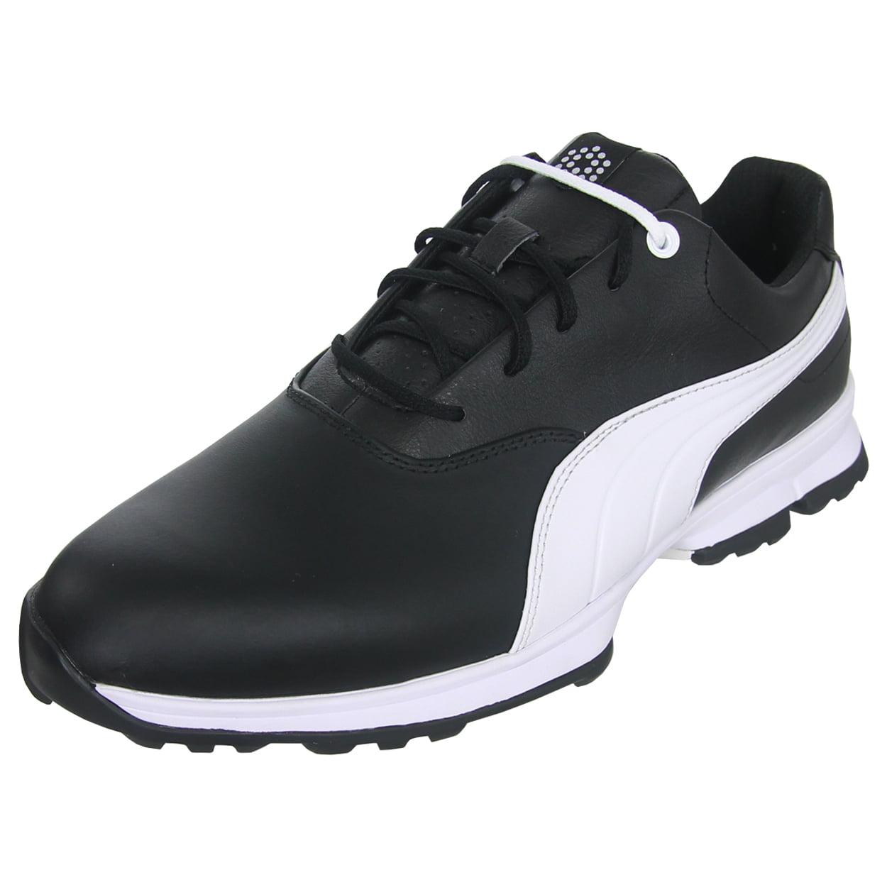 PUMA Ace Men's Leather Waterproof Golf Shoe, Brand New - by Puma