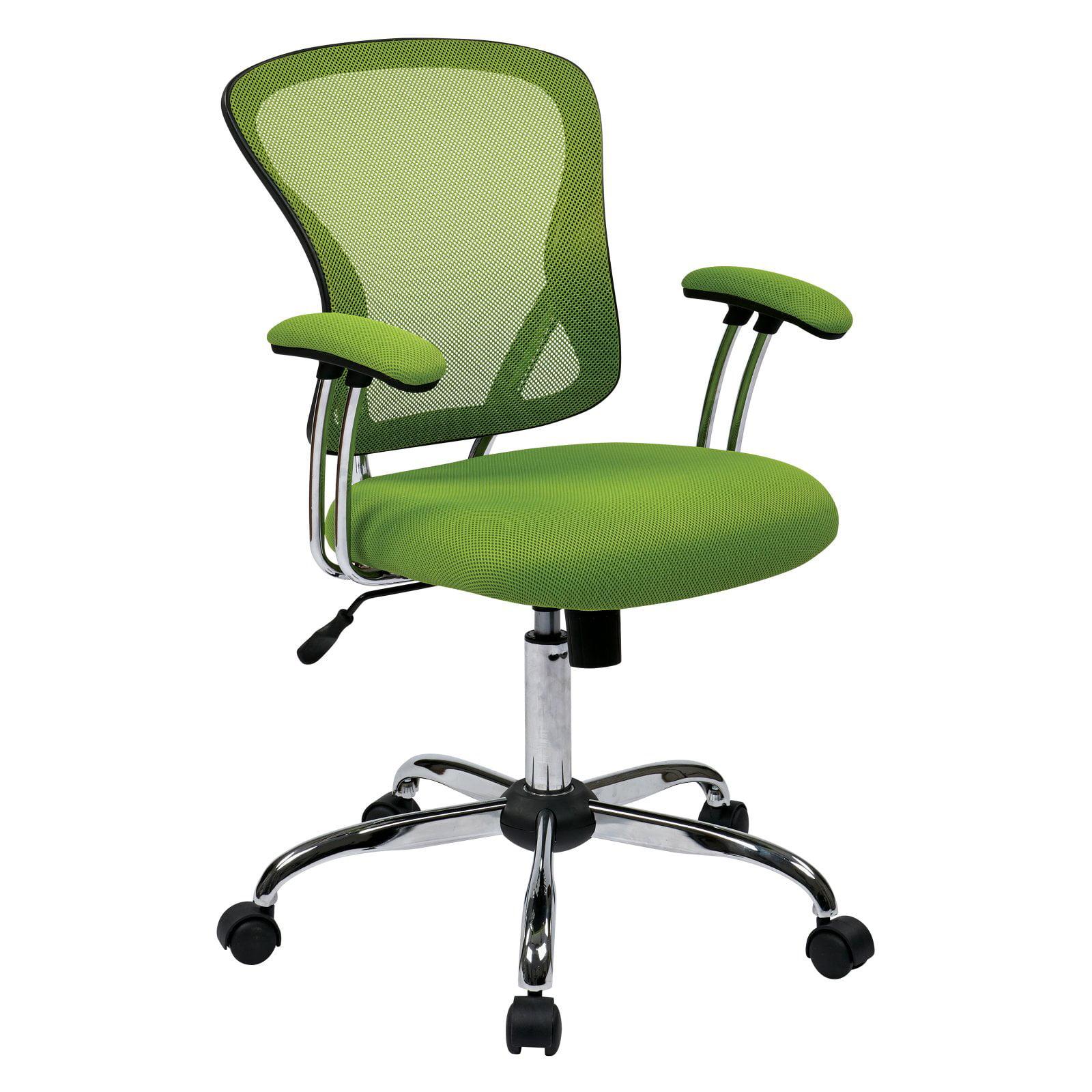 Juliana Task Chair, Green Mesh