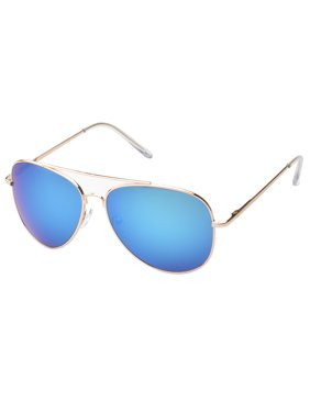 00470ad35b6 Product Image MLC Eyewear  Knoxville Double Bridge Aviator Fashion  Sunglasses in Blue