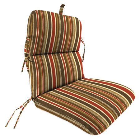 Sunbrella 22W x 45D in.  Brannon Redwood Outdoor Chair (Redwood Cushions)